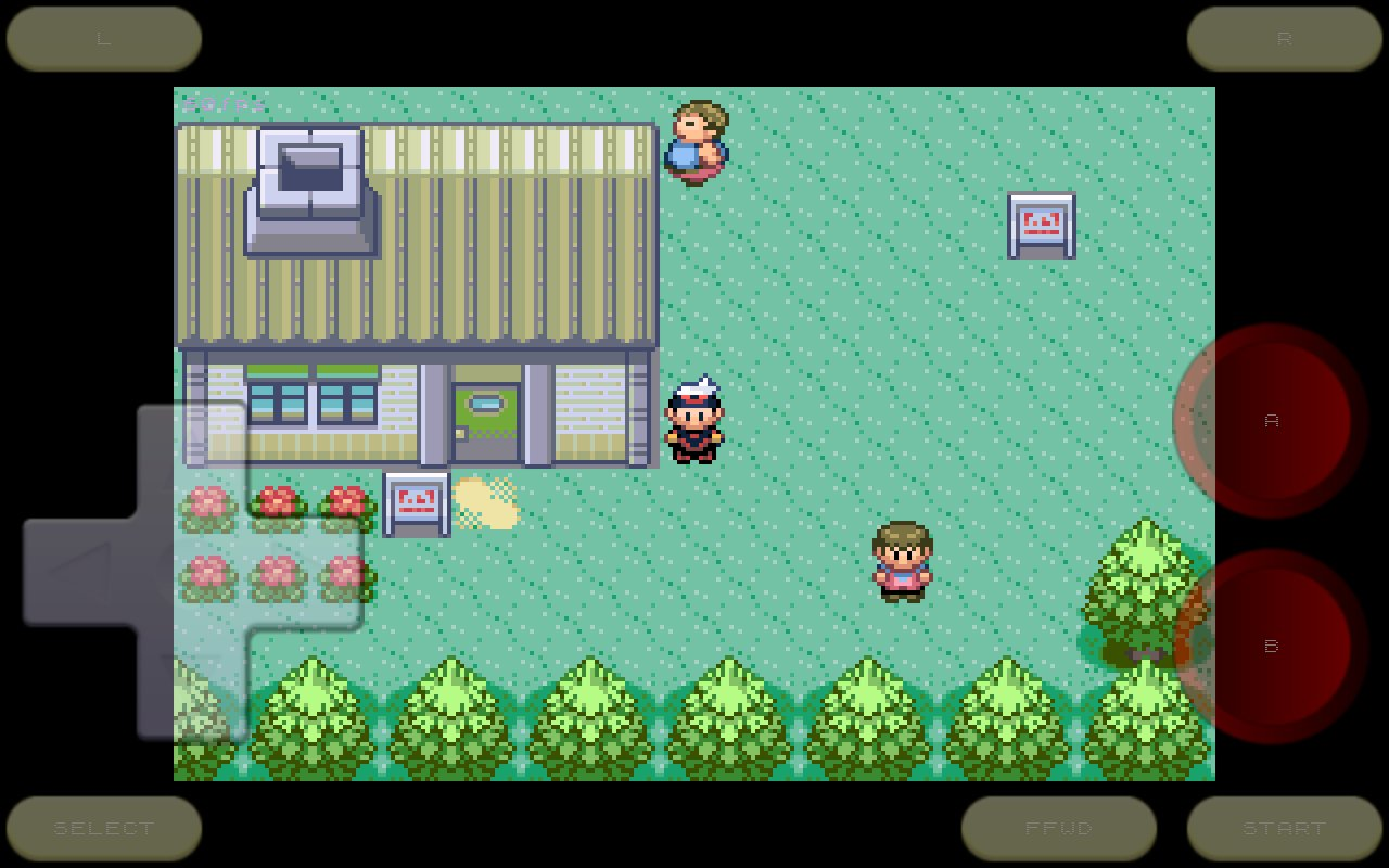 Gba emulator на андроид скачать