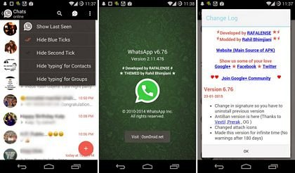 WHATSAPP JAVA free mobile apps : Dertz