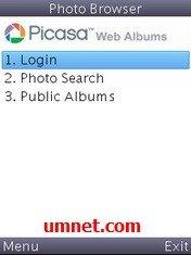 128x160 java app photo editor free mobile apps : Dertz