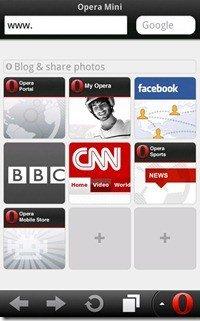OPERA MINI 6 TOUCHSCREEN java app free download : Dertz