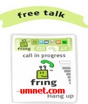 fring Nokia 5800 XpressMusic apps free download : Dertz
