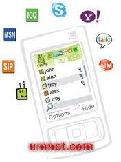 Fring Nokia N70 apps free download : Dertz