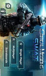 Critical Missions Swat android game free download : Dertz