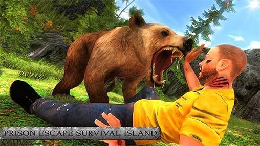 Prison escape: Survival island android game free download : Dertz