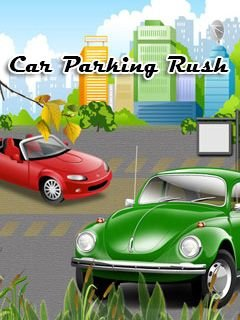 Car Parking Rush 360x640 Java Game Free Download Dertz