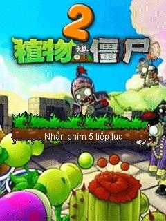 Plants vs Zombies 2 128x160 java game free download : Dertz