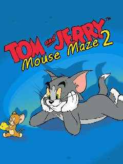 Tom and Jerry: Mouse maze 2 240x400 java game free download