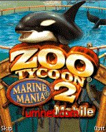 Zoo Tycoon 2 Marine Mania 176x208 java game free download
