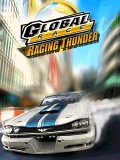 Global race raging thunder on nokia 5800 xpress music. Global.