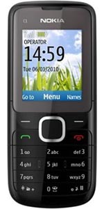 Nokia C1-01 free themes download : Dertz