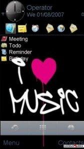 Love Wallpapers Nokia 5233 : love sad Nokia 5233 themes free download : Dertz