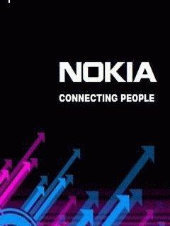 Galaxy nth theam Nokia 5130c-2 free mobile themes : Dertz